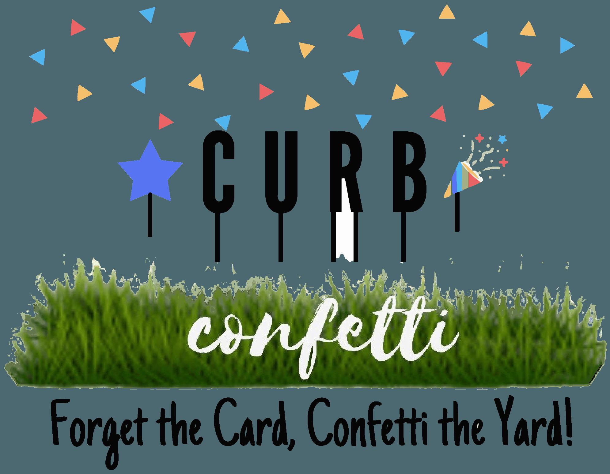 Curb Confetti
